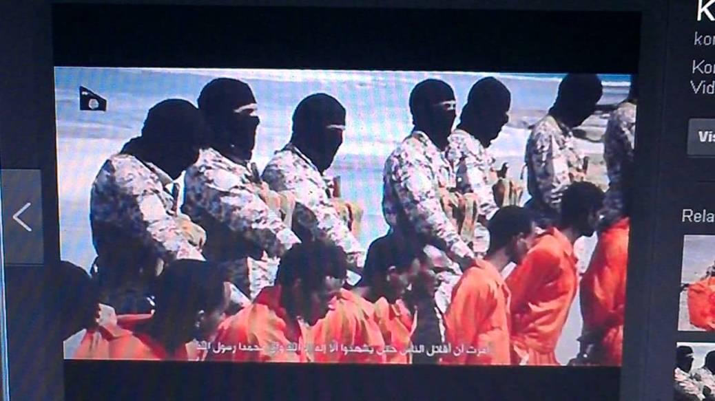 ISIS news killing