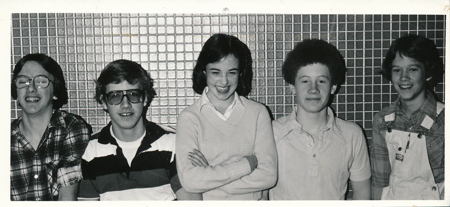 Meredith Junior High Student Council  1978-1979