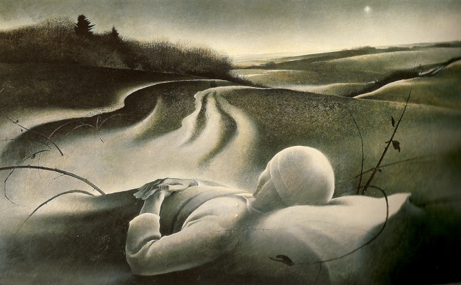 Christmas Morning Andrew Wyeth