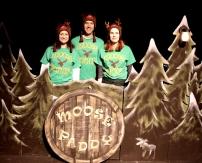 Moose Paddy Staff 1 - 1