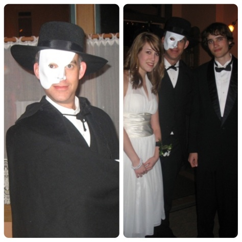 Phantom of the PHS Prom April 2006