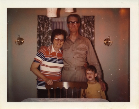 Me with my Grandpa Spec & Grandma Golly