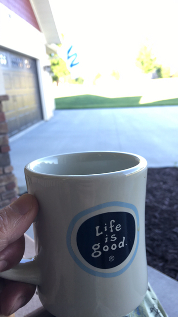 Coffee VW Manor W Life is Good