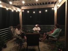 Roose Deck Conversation