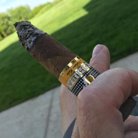 Contraband Cuban Cohiba Cigar