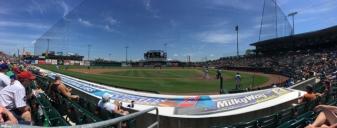 Iowa Cubs beat the Albuquerque Isotopes!