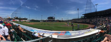 Iowa Cubs beat the Albuquerque Isotopes!