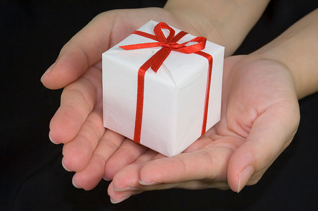 Giving_a_gift