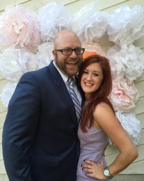 Madison Matt at Wedding