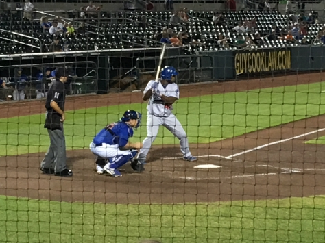 Yasiel Puig makes a minor league start in Des Moines.