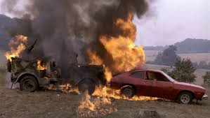 Ford Pinto Flames