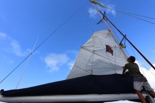Hoist the sails!