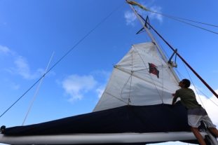 Hoist the sails!