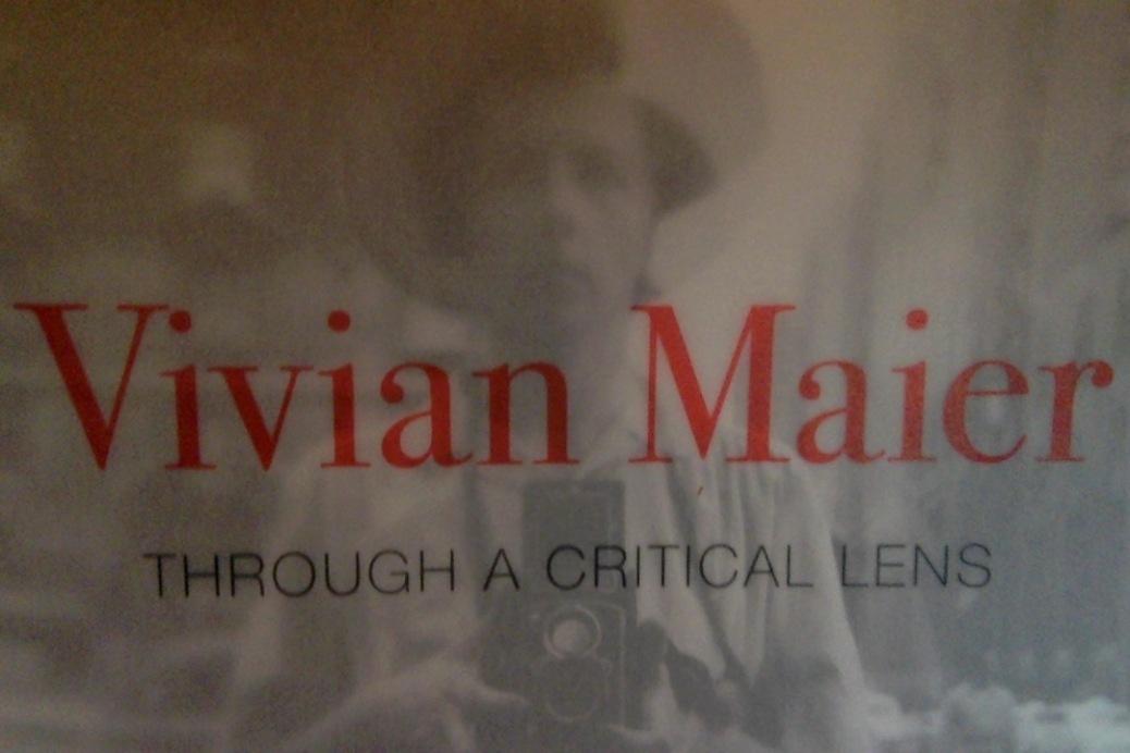 Vivian Maier Exhibition Cover