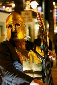 Spartan street cellists. Who knew?