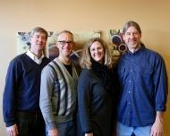 Me and my siblings (Terry, me, Jody, Tim)