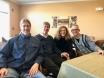 The Sibs (L-R) Tim, Terry, Jody, Tom