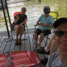 2017 06 Lake with Jody Dad Mom VW - 3