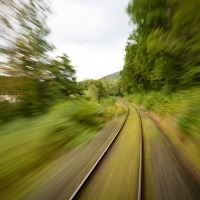 The Runaway Train of My Brain