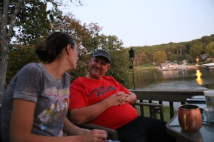 2017 10 Lake with Kev and Beck - 11