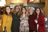 A baby shower for Taylor at VW Manor