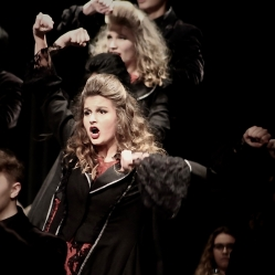 2018 02 Harrison Kennedy Show Choir - 1