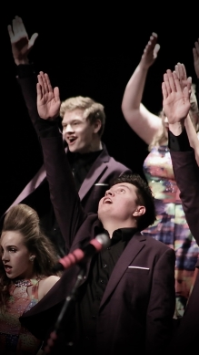 2018 02 Harrison Kennedy Show Choir - 4