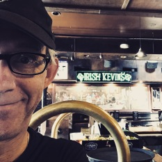 """Had to stop at """"Irish Kevin's"""" in Key West for our friend Kevin McQuade."""