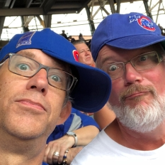 Our Pedro Strop impersonations.
