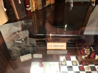 One of C.S. Lewis' fountain pens.