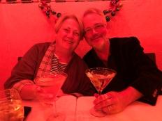 Kevin & Linda at Tropicale.