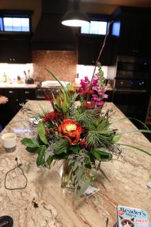 2018 12 21 Wendys Birthday Flowers - 1 2
