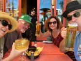 Lunch at Maracas!