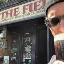 Found a real Irish Pub in San Diego.